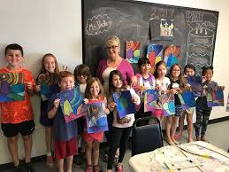 do it yourself art camp june 2018 artsy rose academy oklahoma city from 18 to 21 june
