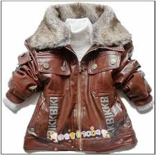 retail children outerwear boys faux leather with faux fur collar baby kids spring outwear jackets coat boy jacket coat toddler winter coats for boys