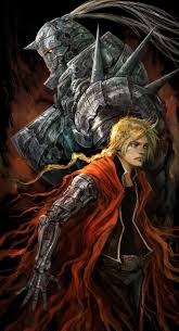 why fullmetal alchemist is one of the best anime franchises ever  edward elric alphonse elric fullmetal alchemist fanart