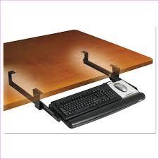 adjule under desk keyboard tray