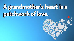 Grandmother Quotes New Grandma Quotes Best Quotes About Grandmothers