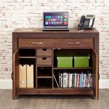 hideaway home office. Mayan Walnut Hidden Home Office Hideaway O