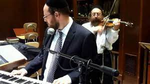 Shlomo bamberger with Adam litt in fallsburg - YouTube