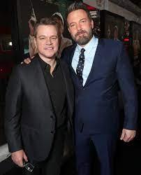 Matt Damon Admits He Texts Ben Affleck ...