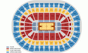Washington Wizards Home Schedule 2019 20 Seating Chart