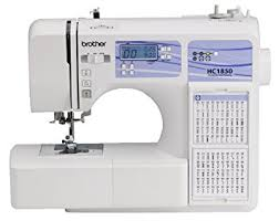 Amazon.com: Brother HC1850 Computerized Sewing and Quilting ... & Brother HC1850 Computerized Sewing and Quilting Machine with 130 Built-in  Stitches, 8 Presser Adamdwight.com