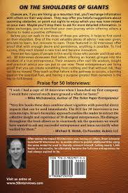 50 interviews entrepreneurs brian schwartz veronica yager 50 interviews entrepreneurs brian schwartz veronica yager 9780982290705 amazon com books