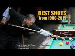 EFREN BATA REYES (Best Shots from 1988-2019) - YouTube