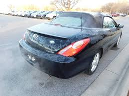 2006 Used Toyota Camry Solara 2dr Convertible SE V6 Automatic at ...