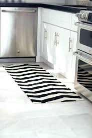 kitchen area rug ideas kitchen rug ideas black and white striped kitchen area rug kitchen table