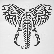 elephant svg wall decor wall art tshirt design tattoo design elephant head svg elephant wall decal tribal svg cricut designs from designtiptop on  on alabama elephant wall art with elephant svg wall decor wall art tshirt design tattoo design