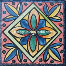 6X6 Decorative Ceramic Tile Hand Painted Tiles60 60 Top Talavera Tile Design Ideas Tile 55