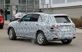 2019 Mercedes Benz GLE Spied, News, Engine, Rumors, Release, Price