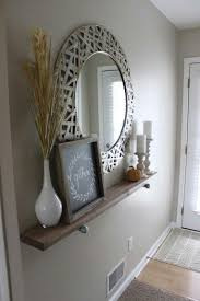 decorate narrow entryway hallway entrance. Love This Entryway Decor! My Entry Is Too Narrow For A Chest Or Table - Decorate Hallway Entrance O
