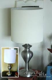 chalk paint lamp chalk paint its not just for furniture you can paint lampshades chalk painting chalk paint