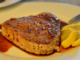 Ahi Tuna Steak Recipe Recipe