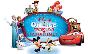 Disney On Ice Utah Seating Chart Disney On Ice Worlds Of Enchantment Tickets 16th November