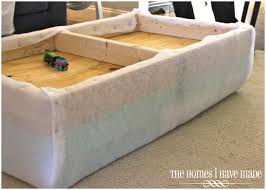 Build An Ottoman How To Make An Oversized Ottoman Tutorial The Homes I Have Made