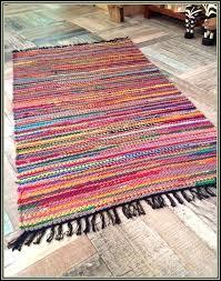 rag rug ikea rugs uk cotton home decorating