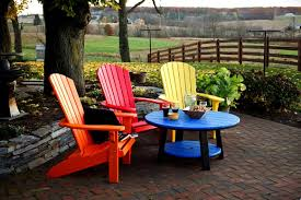recycled plastic adirondack chairs. Colored Recycled Plastic Adirondack Chairs H