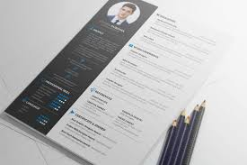 Indesign Creating A Modern Resume 30 Free Creative Resume Templates For Adobe Indesign