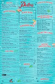 Make A Menu For A Restaurant Restaurant Menu Long Island Eatery Raw Bar Serving