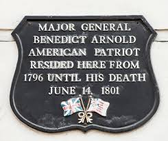 「General Benedict Arnold」の画像検索結果