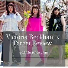 Victoria Beckham X Target Plus Size Review