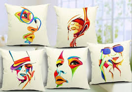 cool couch pillows. Perfect Couch Unique Throw Pillows Awesome Face Cushion Covers Decorative Sofa Couch  Linen Inside 3  With Cool