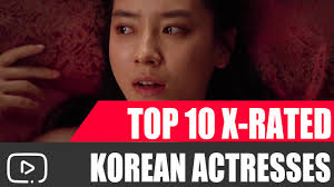 Top 10 X rated actresses in South Korea YouTube