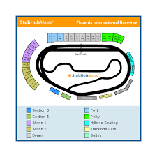 Phoenix International Raceway Events And Concerts In