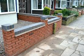 full size of brick wall designs for front gardens small garden swinging ideas kids room