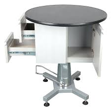 pet grooming table pet grooming table ft round hydraulic with cabinet pet grooming table