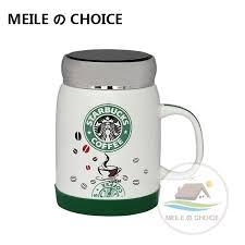 Usa <b>Ceramic Coffee Cup 250ml Creative</b> with Mirror <b>Cup</b> Cover ...
