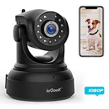 ieGeek <b>1080P IP Camera WiFi</b> Home Security Surveillance Indoor ...
