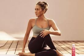 jennifer aniston shared her workout