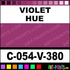 Violet Velvet Underglaze Ceramic Paints C 054 V 380