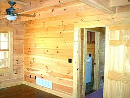 knotty pine paneling for wall best tongue planks menards knott