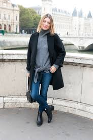the working girl blogger jeans bag coat sweater shirt shoes