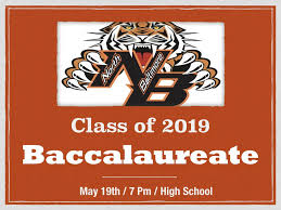north baltimore high will hold cl of 2019 baccalaureate sunday may 19 2019 7 pm at the high