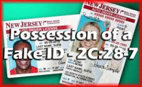 Nj Id Morristown Madison Possession License Attorney Lawyer Fake