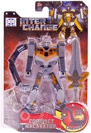 Купить Игрушка <b>JRX</b> Трансформер-строитель металл в ...
