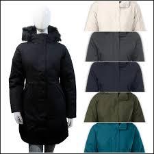 details about the north face women s arctic down parka cc13 jacket winter