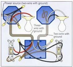 wiring diagram for multiple lights on one switch power coming in 2 lights 1 double switch wiring diagram at Wiring Diagram 2 Lights 1 Switch