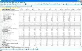 Sample Spreadsheet For Monthly Expenses Personal Expense Tracker Excel Monthly Expenses Sample Sheet