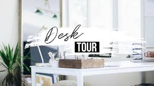 Diy office art Turquoise Green Wall Diy Desk Decor Organization Hacks Desk Office Tour Free Wall Art Empleosena Diy Desk Decor Organization Hacks Desk Office Tour Free Wall