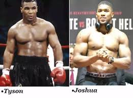 Joshua rules out Mike Tyson fight