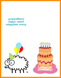 Print Birthday Cards Also Birthday Cards To Card To Print Out To