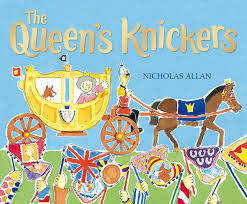Image result for the queens knickers