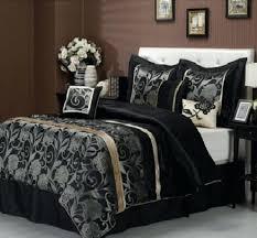 rose gold comforter set metallic gold comforter